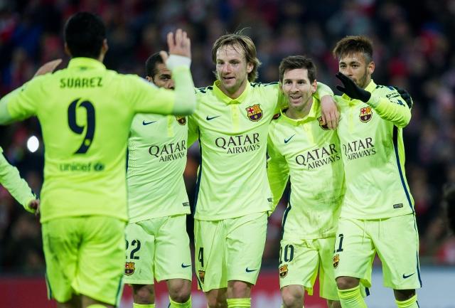 Messi doma a los Leones y la Liga queda sin dueño