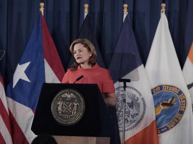 "Mark Viverito apela a ""todas las voces de NY"" en discurso"