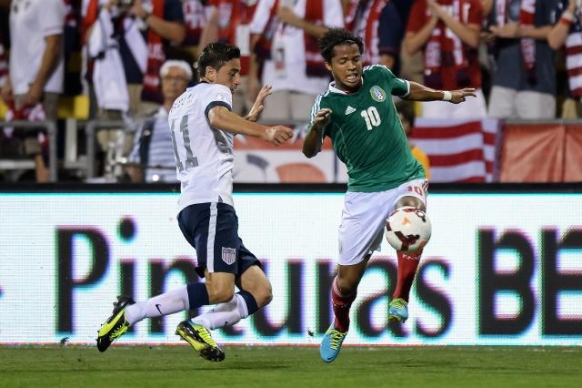 México vs. USA con casa llena