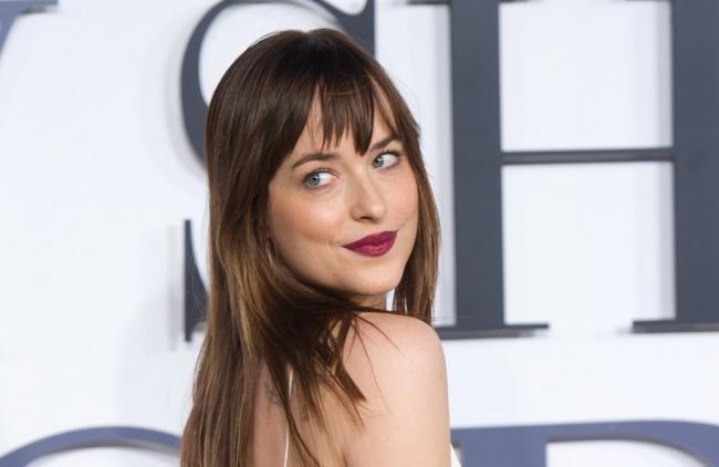 Trasero de Dakota Johnson en 'Fifty Shades of Grey' no es suyo