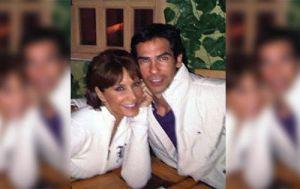 Armando Araiza despide a Lorena Rojas con emotivo mensaje