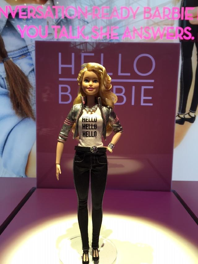 Barbie habla y tiene memoria por lo que las conversaciones serán cada vez más personalizadas