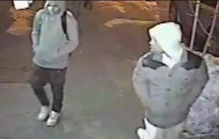 NYPD describió a los atacantes como afroamericanos