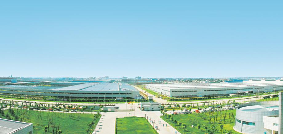 En China, las fábricas de autos proliferan
