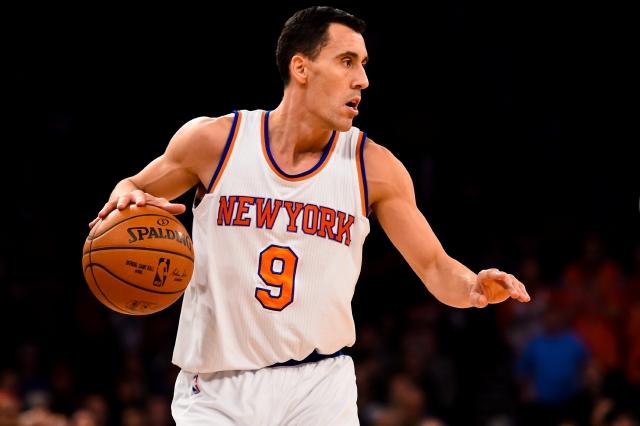 Knicks canjean a Prigioni, que ya es un Rocket