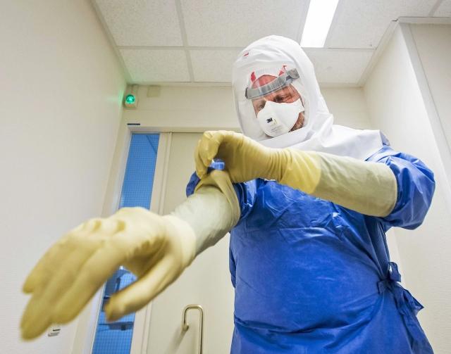 Test que detecta ébola en 15 minutos fue aprobado