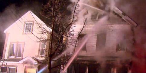 Dos niños muertos en fuego residencial en Nueva Jersey