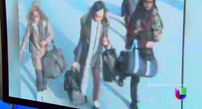 Alerta por menores británicas que escaparon a Siria para unirse a ISIS