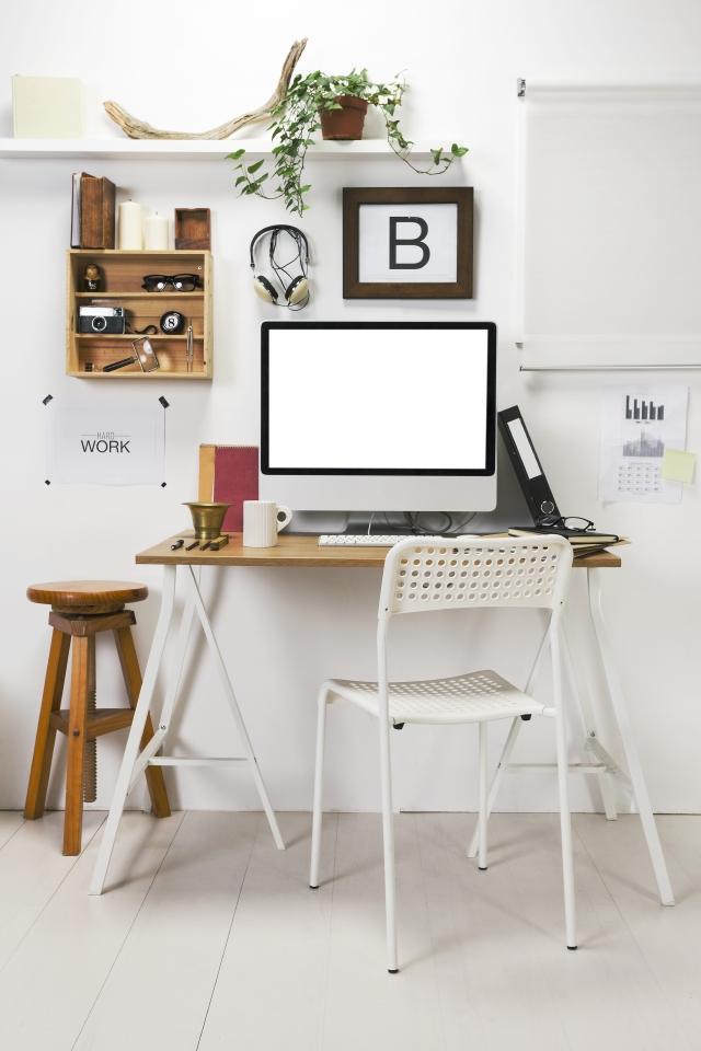 Básicos  para crear tu  oficina  en casa