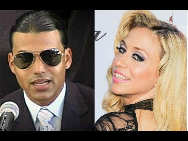 Exnovio de la cantante Noelia se entrega a la policía de Miami