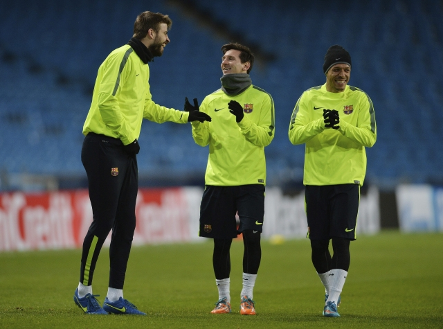 El 'City' recibe al Barça golpeado