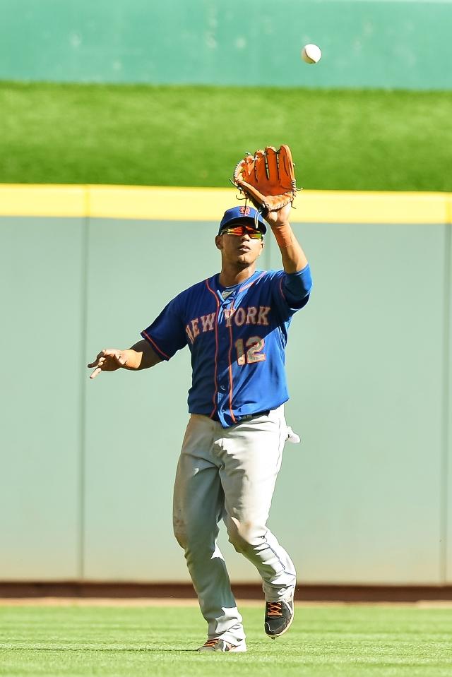 Juan Lagares puede ser el bate abridor de los Mets