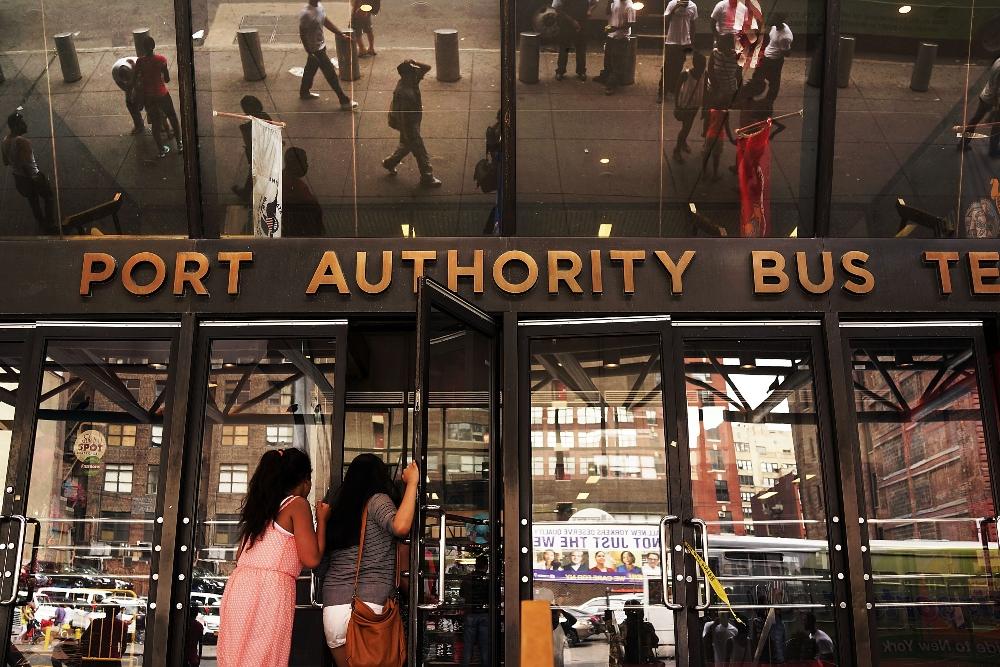 #BuenosDíasNYC: ¡Por fin! Makeover para el Port Authority Bus Terminal
