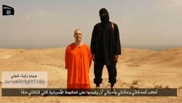 Identifican al hombre del ISIS que decapita rehenes en videos