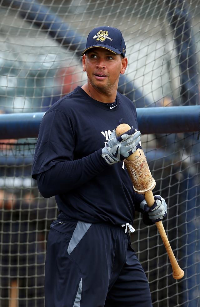Yankees probarán a A-Rod en primera