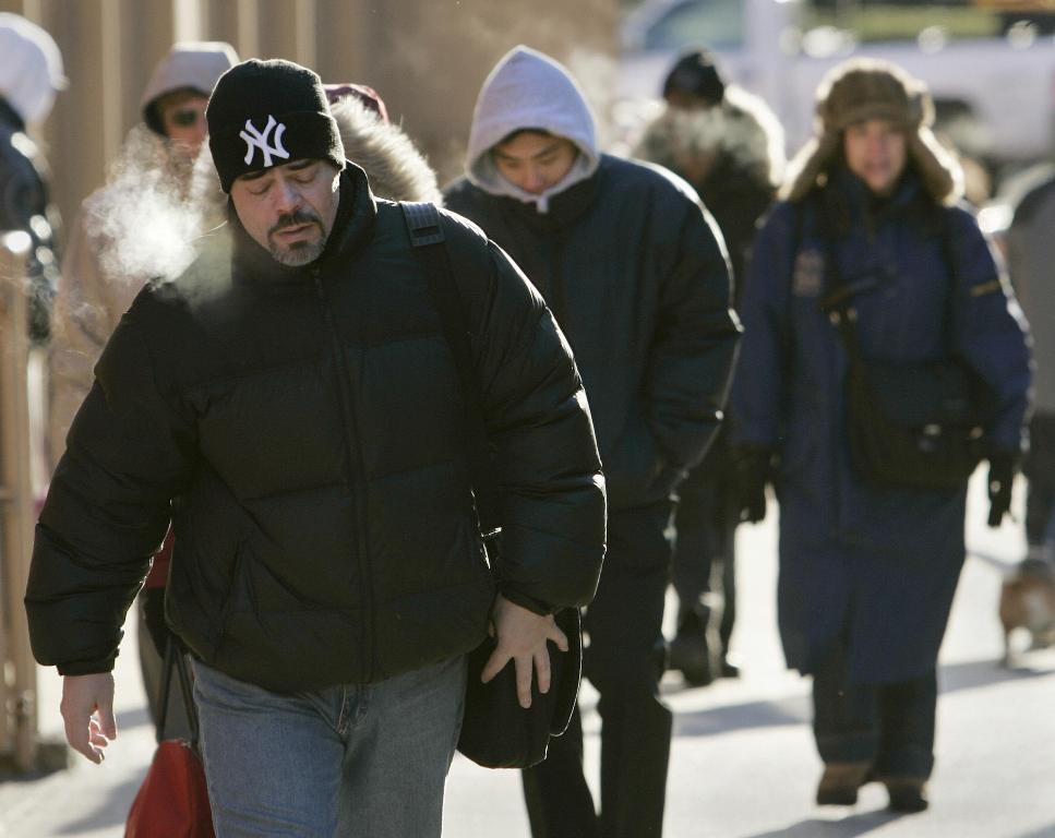 #BuenosDíasNYC: Echémosle la culpa a Canadá por este frío