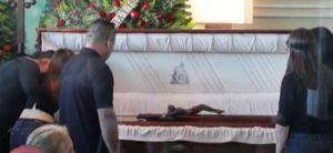 Novia de Ariel Camacho reveló que el cantante presintió su muerte
