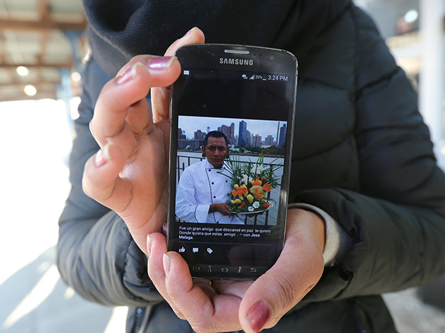Fianza de $200,000 a presunto asesino de escultor mexicano