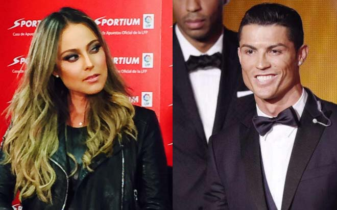 Cristiano Ronaldo, ¿interesado en Vanessa Huppenkothen?