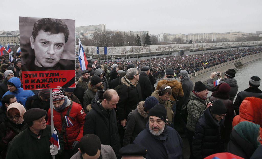 Amenazan a la única testigo en el asesinato de Boris Nemtsov
