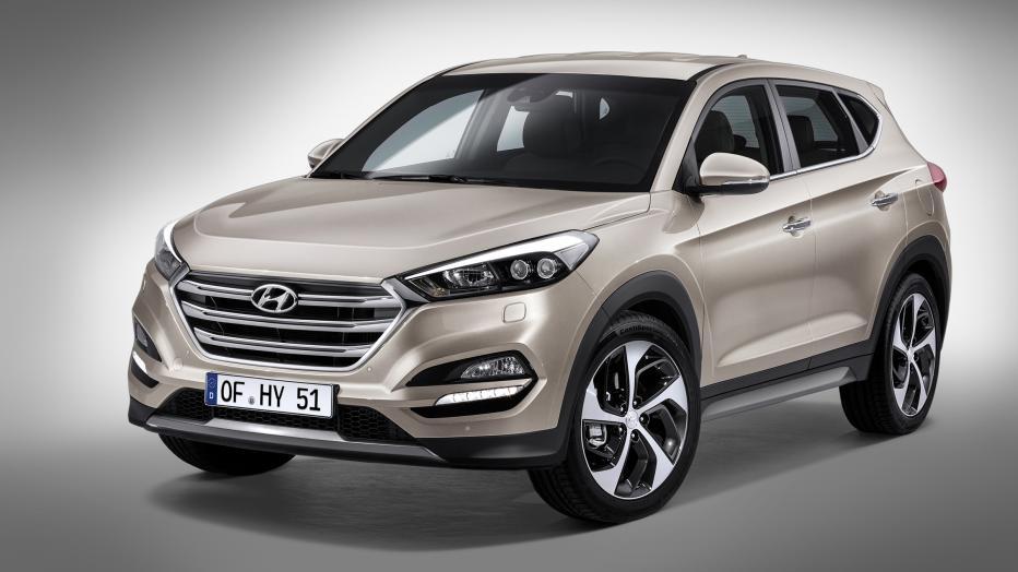 El Hyundai Tucson se prepara para su debut en Nueva York
