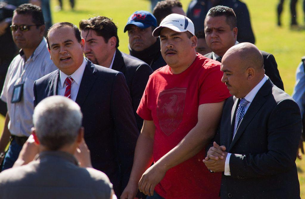 """""""El Americano"""", exlíder de autodefensas, salió de prisión"""