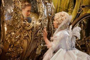 'Cinderella' es una auténtica reina en la taquilla con... $70 millones
