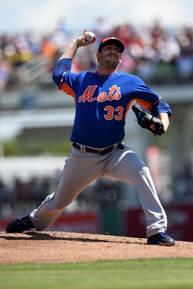 Harvey brilla, pero Boston vence a los Mets