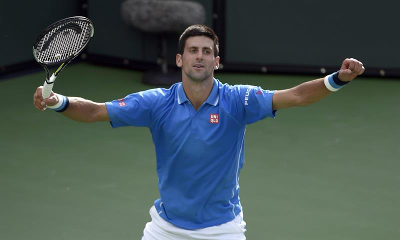 Djokovic le ganó a Federer la final soñada en Indian Wells