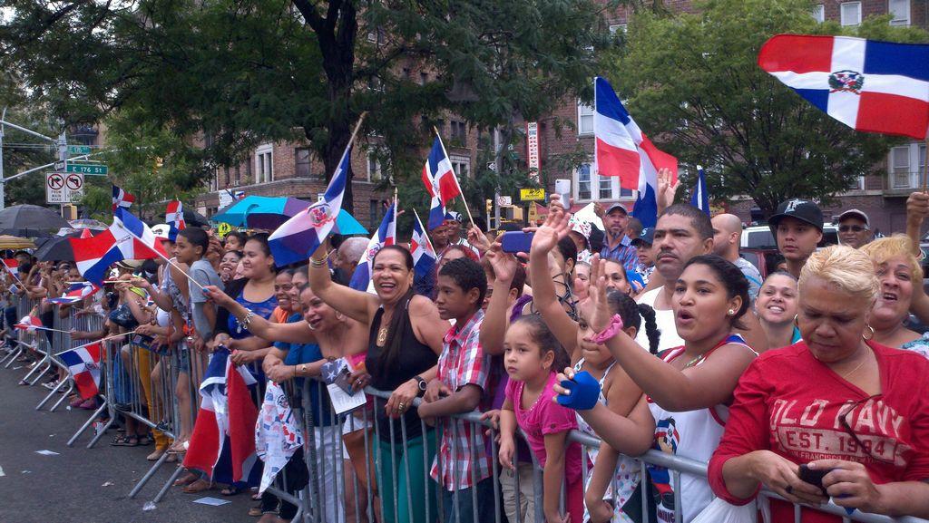 Expresión cultural dominicana.