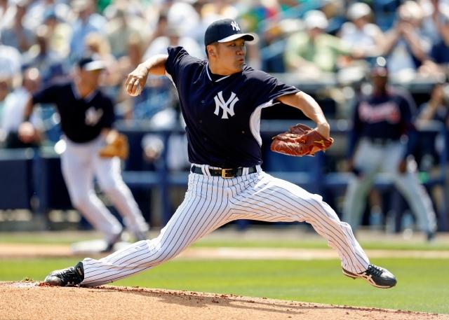 Masahiro Tanaka cargó con su primera derrota en este spring training, al tolerar 3 de las 7 carreras de los Mets.