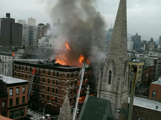 "Testigo de colapso: ""Se vivió un ambiente de mucho caos"""