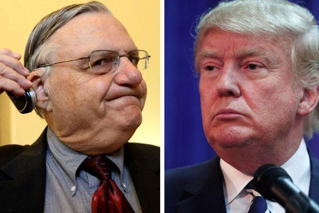 Arpaio no apoya comentarios de Trump sobre los mexicanos