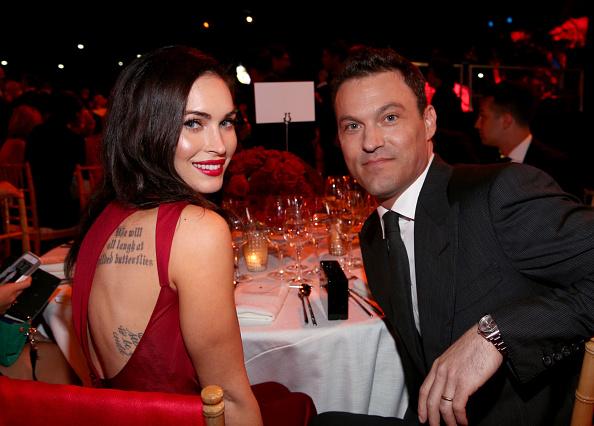 Mira las fotos de Megan Fox embarazada en bikini junto a Brian Austin Green