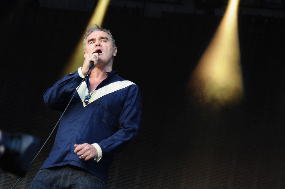 Morrissey se ofende y arremete contra 'Los Simpson' por la parodia que le hicieron