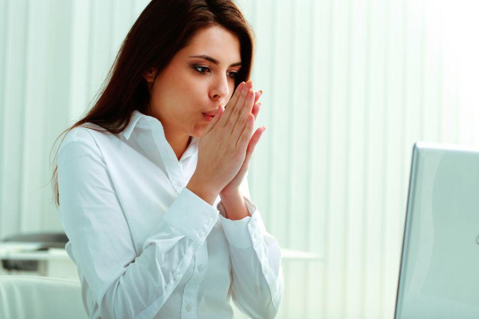 Es un hecho: las mujeres sienten más frío en la oficina