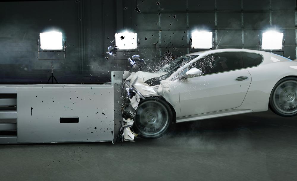 Las pruebas de choque son un buen referente sobre la seguridad de un auto.
