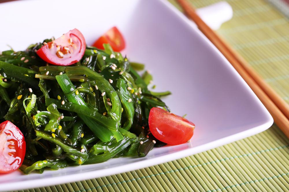 Cocina con algas, te conviene