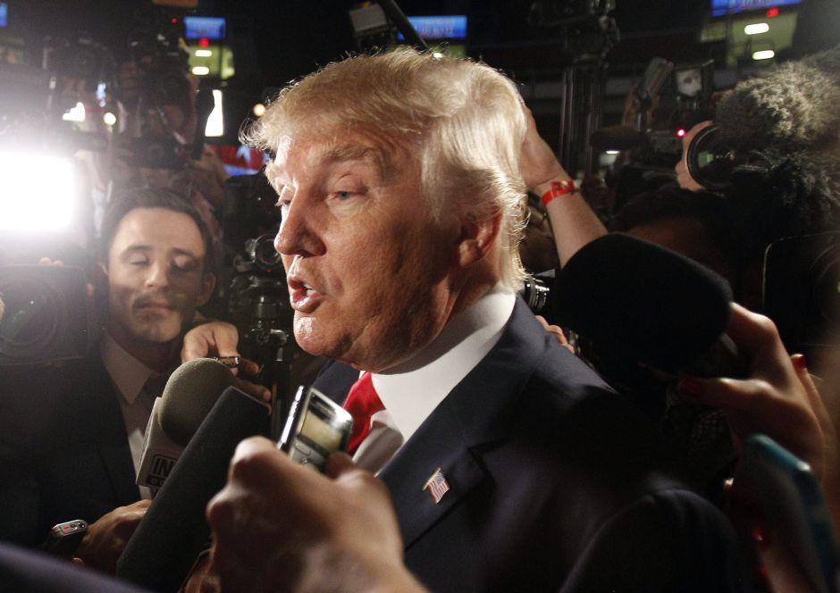 Trump, dispuesto a aceptar grandes donaciones pero sin condiciones