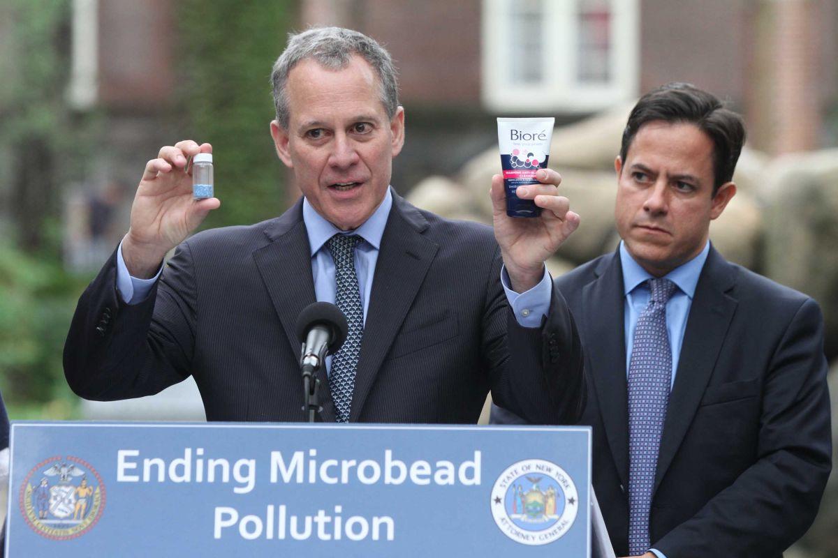 Nueva York inicia cruzada ecológica para prohibir uso de microperlas