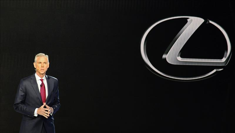 Los nuevos Lexus RX todoterreno son más potentes y agresivos