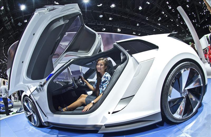Las novedades del Auto Show de Frankfurt