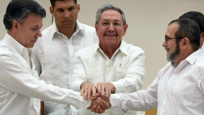 A un paso de alcanzar la paz en Colombia