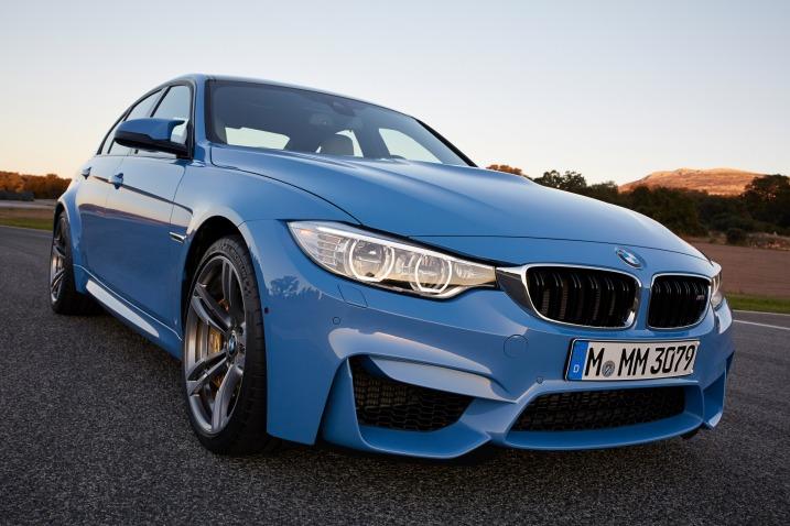 BMW M3: prueba de manejo