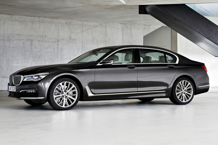 La nueva Serie 7 de BMW es una expresión de lujo y velocidad