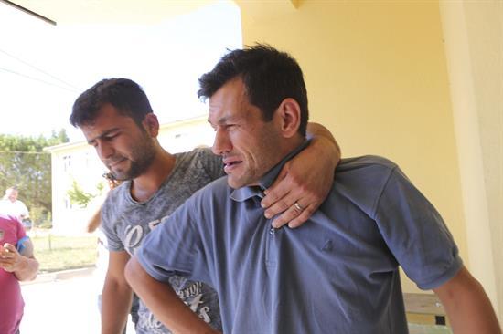 """Padre de Aylan: """"Oferta de asilo, ya no se sirve de nada"""""""