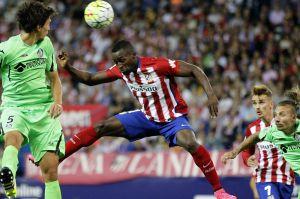 El Atlético de Madrid confía a muerte en Jackson Martínez