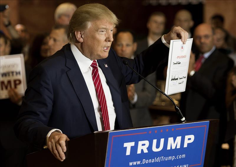 Trump cancela participación en Cámara de Comercio Hispana