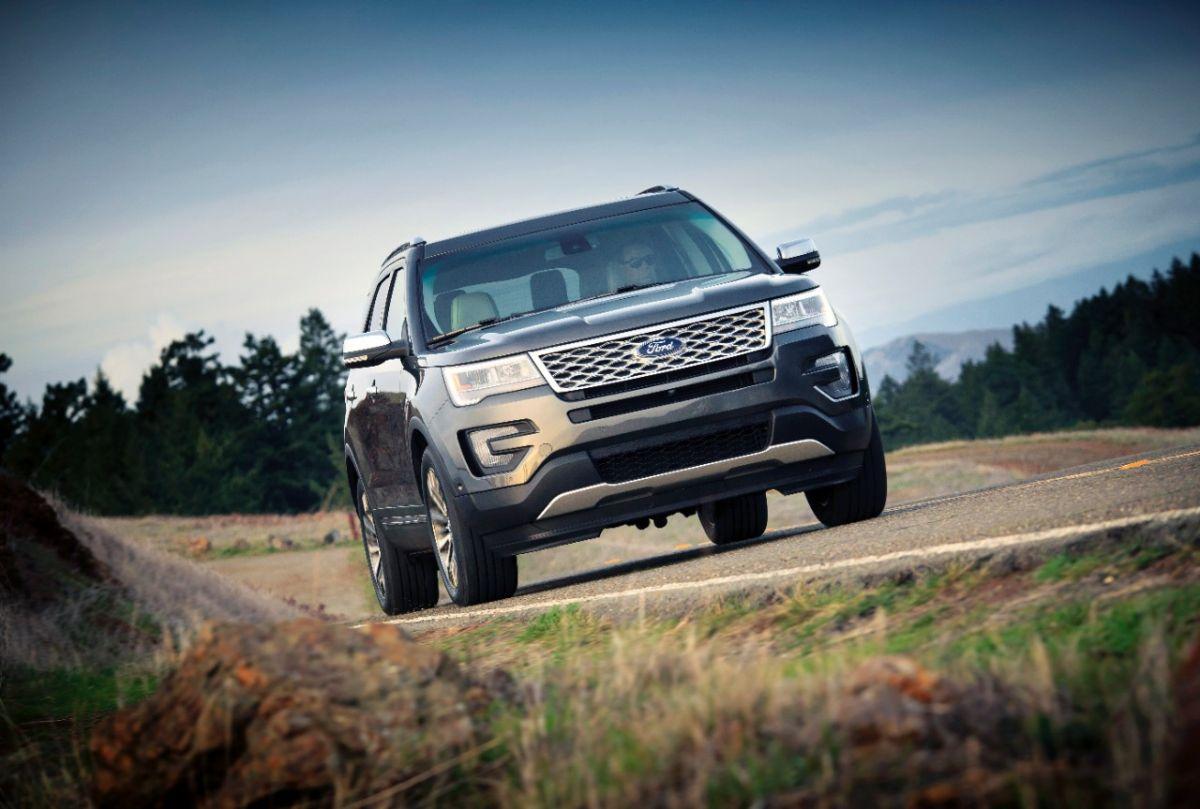 La nueva Explorer Platinum es el siguiente paso en SUVs
