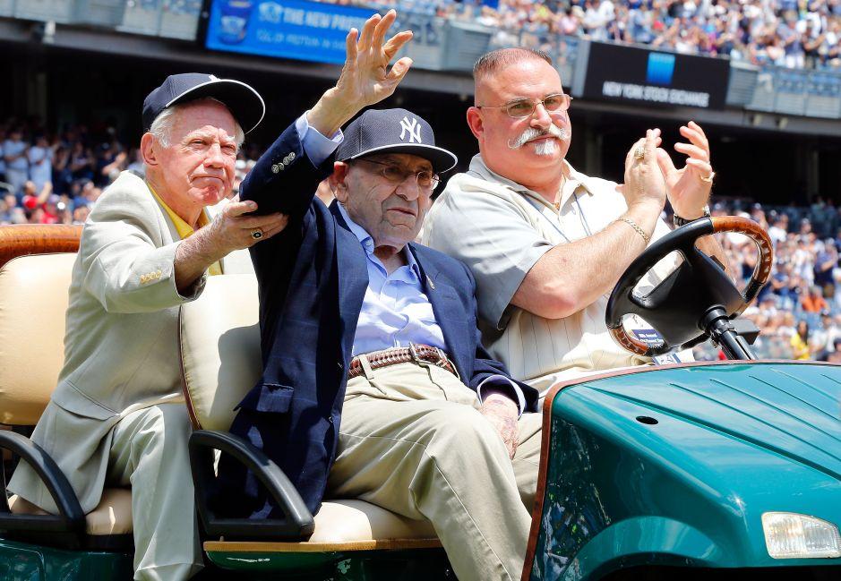 El béisbol y Nueva York de luto por el mítico Yogi Berra